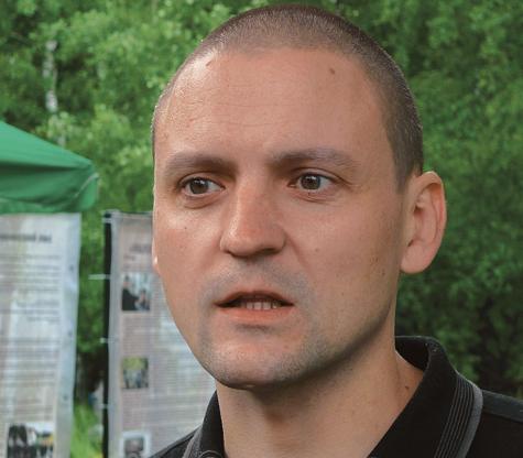 Сергей Удальцов отказался ехать на «Селигер» из-за очередных арестов.