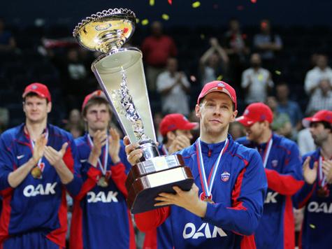 ЦСКА возвращает титул чемпиона Единой лиги