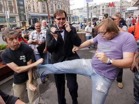 Россия теряет геев
