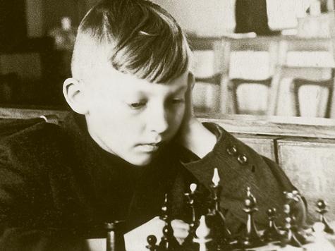 Анатолий Карпов, 1963 г.