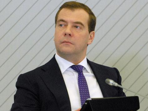 дмитрий медведев госзакупки бюджет