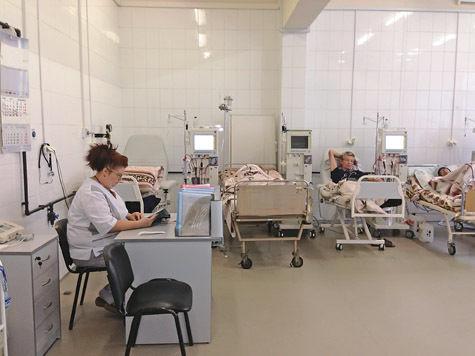В ЦРБ Балашихи закупили 5 аппаратов гемодиализа