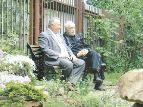 Семейная тайна дома Вячеслава Тихонова