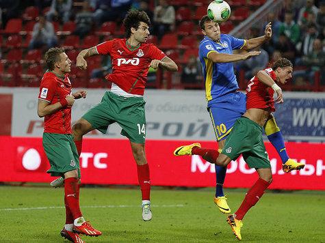 Три игрока дисквалифицированы на матчи седьмого тура чемпионата России