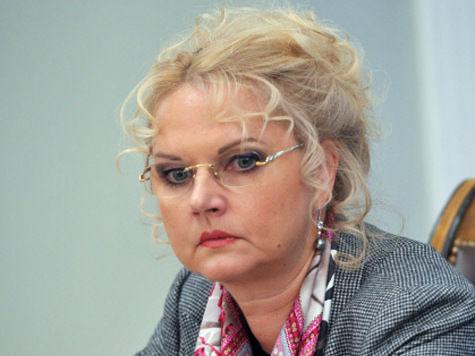 Голикову не пустили в Счетную палату