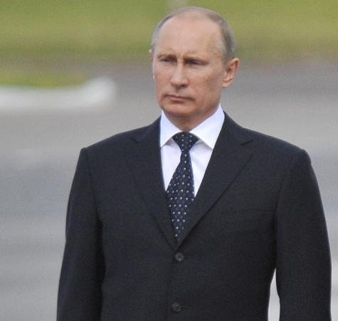 Путин сыграл в хоккей с президентом Финляндии