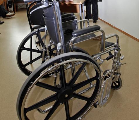 В квартирах для инвалидов уберут все преграды