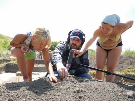 экспедиции археологические раскопки