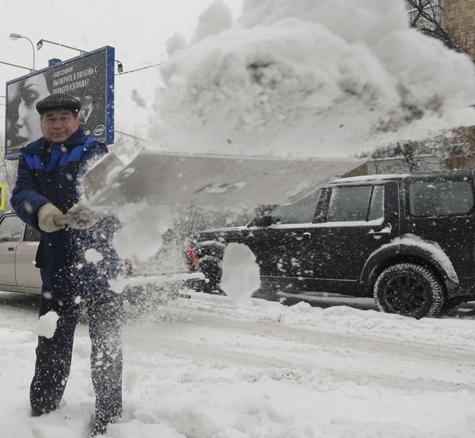 Крещенские морозы не пожалеют Москву