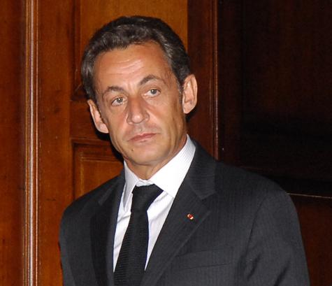 Саркози подложили свинью