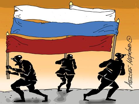 Путингующие заполнили «Лужники»