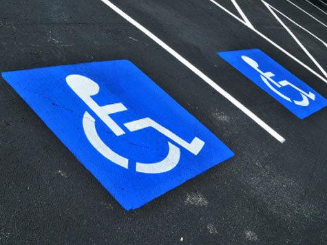 Парковочных мест для инвалидов в Ярославле станет больше.