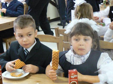 Только школа, только попкорн
