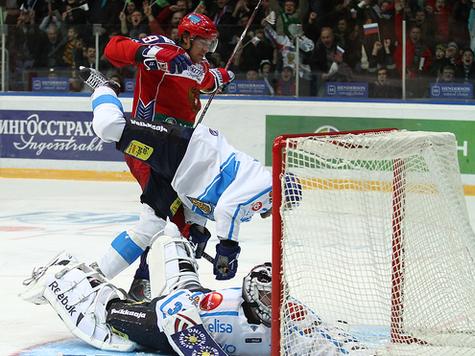 Отмороженный хоккей