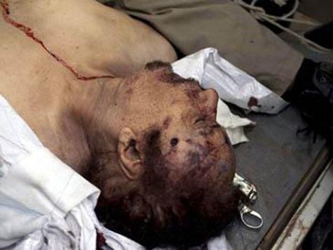 На смерть Каддафи