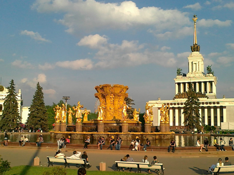 Пуск фонтанов откладывается вместе с весной