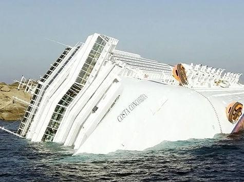 По делу о крушении Costa Concordia в Италии осуждены пять человек