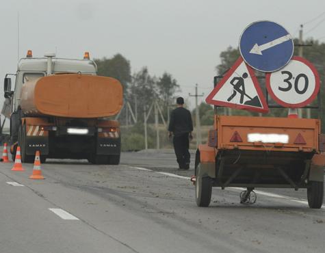 Москва останется без «заплаток» на дорогах