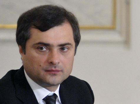 Сурков рассказал «МК» о своем отношении к Прохорову