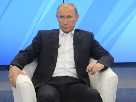 Путин как великий канцлер