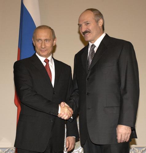 О чем Путин поговорит с Лукашенко