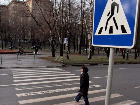 Наземные пешеходы в Москве будут дублировать подземные