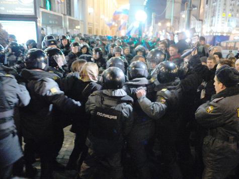 Ряды оппозиции заметно поредели