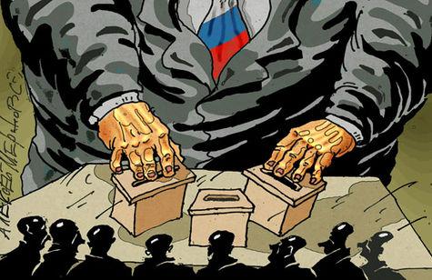 Навальный, Гудков, Собянин... Кто их дергает за ниточки?