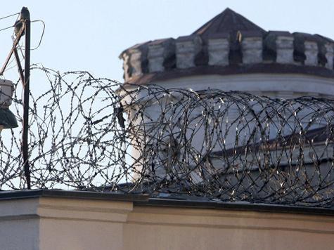 Заключенного спасают от смерти под присмотром правозащитников