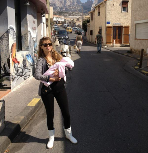 Виктория Боня: «Бессонные ночи — это прекрасно»