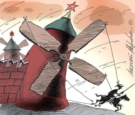 Прохоров превратил «Правое дело» в компартию