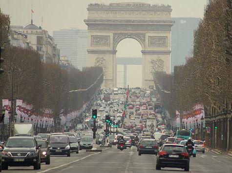 Взрыв прогремел в центре Парижа: трое погибших, один раненый