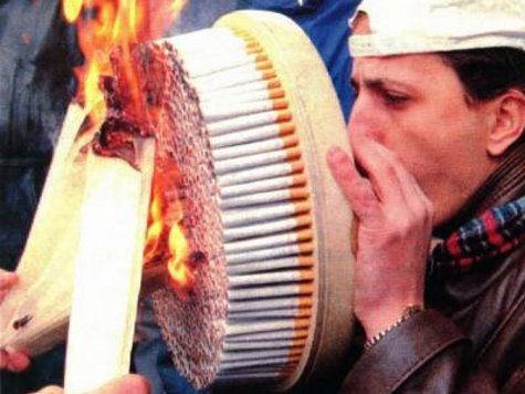 У жителя приграничья на Буковине изъяли 117 ящиков сигарет на 1,4 млн грн - Цензор.НЕТ 9492