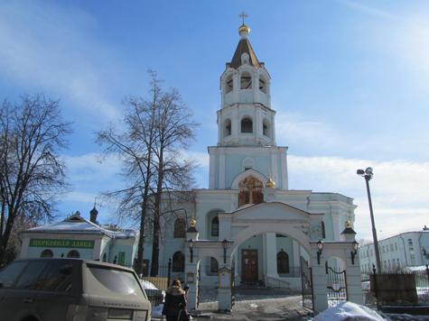 В храме станцуют по просьбе церкви
