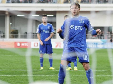 «Динамо» разгромило «Урал» стараниями Воронина