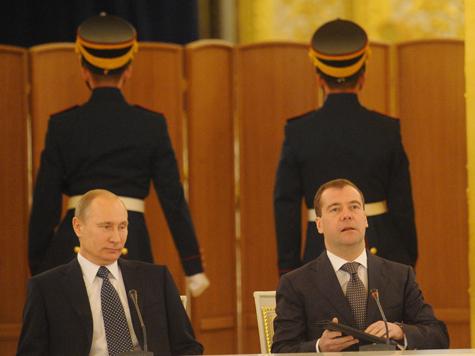 Кремль раздает полномочия