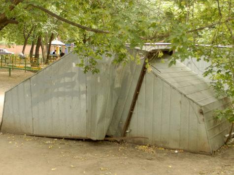 На севере Москвы ликвидируют пять тысяч законных гаражей