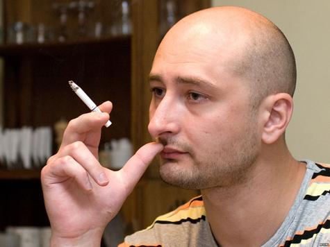 На Аркадия Бабченко возбудили дело по просьбе Якеменко