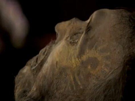 В Китае найдены мумии древних Русов