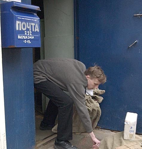 Фортуна отворачивалась от грабителей в каждом помещении почты
