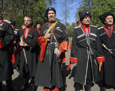 Старый Арбат станут патрулировать казаки