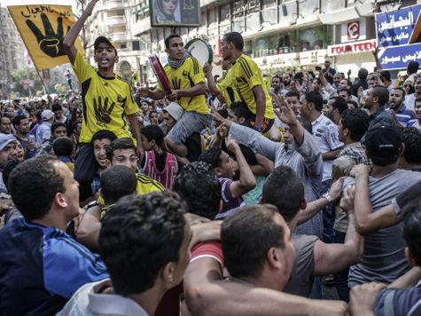 Египетская полиция разогнала студенческий марш