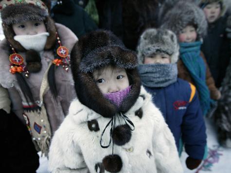 Главный холод России