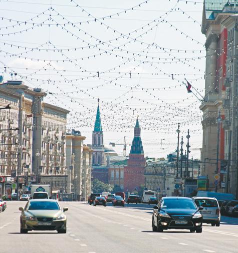Компьютерная мышь проведет желающих по Москве