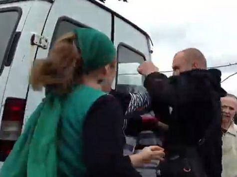 Зачинщики драки на Матвеевском рынке арестованы на два месяца
