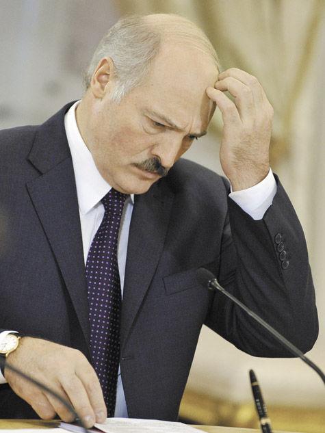 Лукашенко рассказал про войну