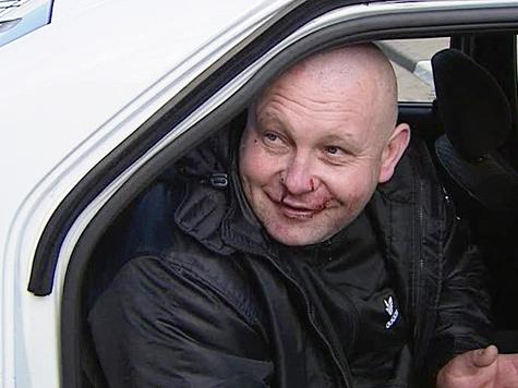 Пьяный таксист протаранил 13 авто из любви к прекрасному