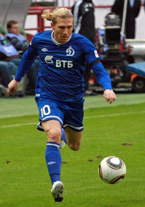 «МК» определил лучшего игрока чемпионата России по футболу 2011 года
