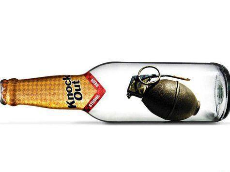 Алкоголь препятствует заживлению костей