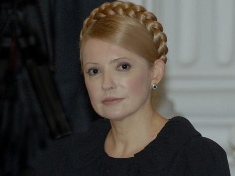 Тимошенко выпустят из колонии